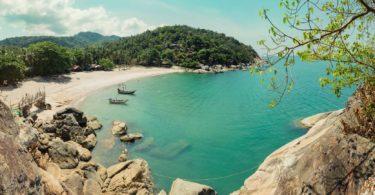 Пханган, Haad Than Sadet Beach